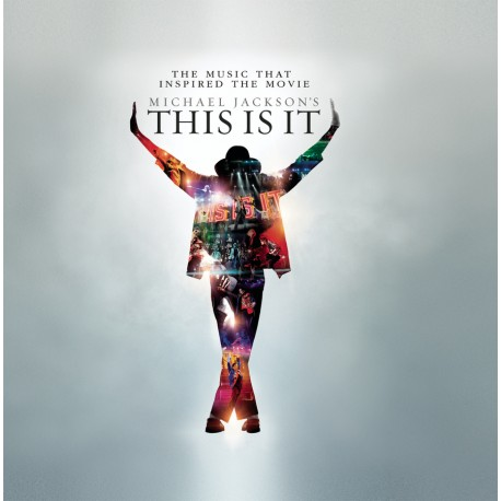MJ THIS IS IT SOUNDTRACK 2CD