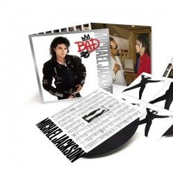 MJ BAD25 3LP REMASTERED