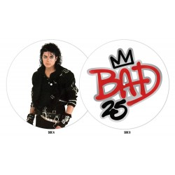 MJ BAD25 PICTURE DISC