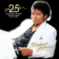 MJ THRILLER 25 2LP