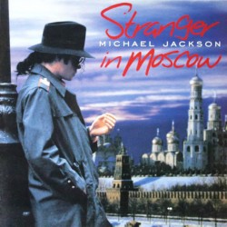 MJ STRANGER IN MOSCOW 12""