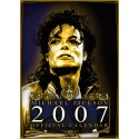 MJ OFFICIAL 2007 CALENDAR