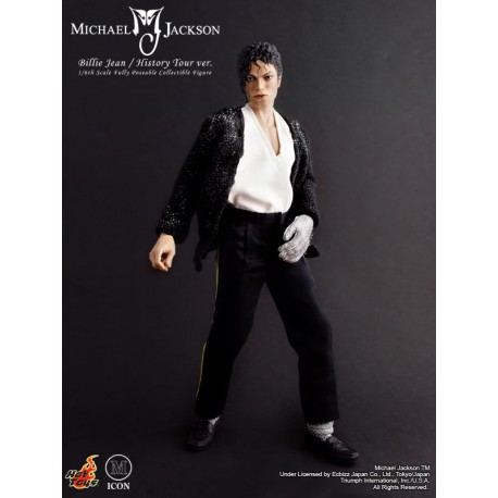 MJ BILLIE JEAN FIGURE HOT TOYS
