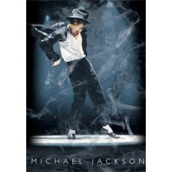 MJ LENTICULAR POSTER A3 SIZE