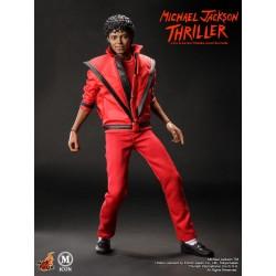 MJ THRILLER OFFICIAL FIGURE (HOT TOYS)