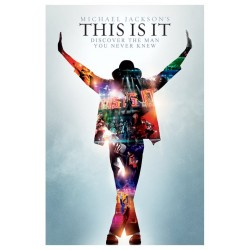 MJ OFFICIAL THIS IS IT POSTER