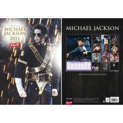 MJ OFFICIAL 2011 CALENDAR