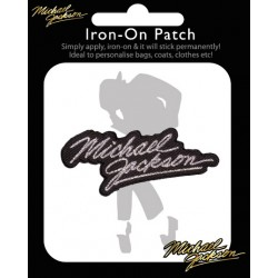 MJ OFFICIAL IRON ON PATCH