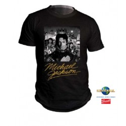 MJ MICHAEL OFFICIAL T-SHIRT