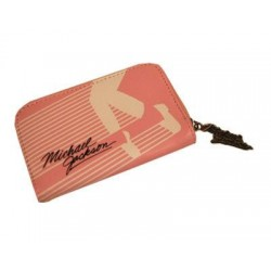 MJ MOONWALK DANCING GRAPHIC PURSE