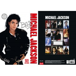 MJ OFFICIAL 2012 BAD CALENDAR