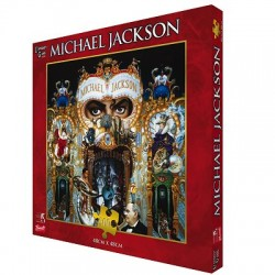 MJ DANGEROUS OFFICIAL PUZZLE