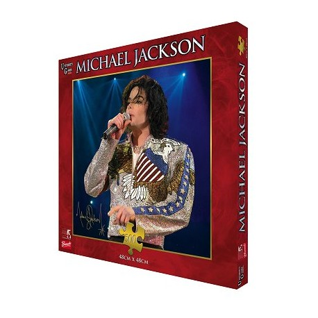 MJ OFFICIAL WHAT MORE CAN I GIVE PUZZLE