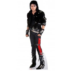 MJ BAD LIFESIZE STANDUP
