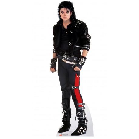 MJ BAD LIFESIZE STANDUP