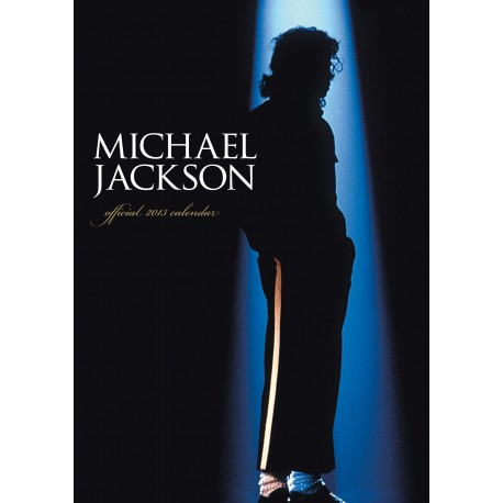 MJ OFFICIAL 2013 CALENDAR