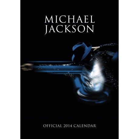 MJ OFFICIAL 2014 CALENDAR
