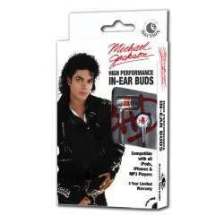 MJ OFFICIAL BAD EARBUDS