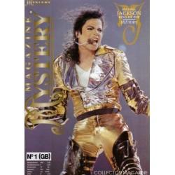 MJ MYSTERY MAGAZINE