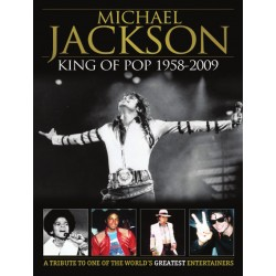 MJ KING OF POP 1958-2009