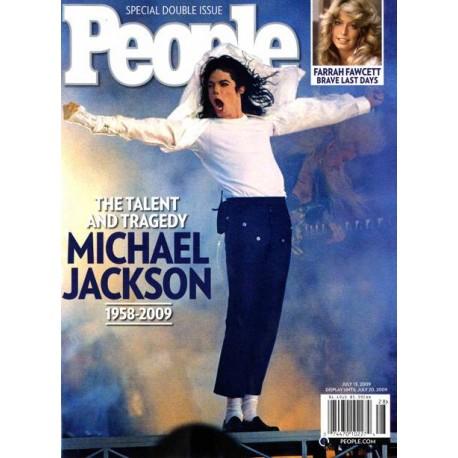 MJ PEOPLE MAGAZINE