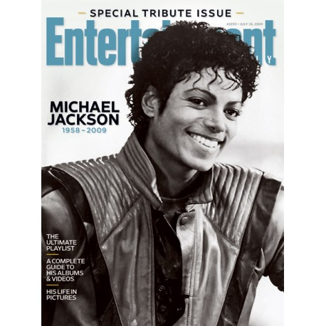 MJ ENTERTAINMENT WEEKLY