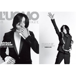 MJ L'UOMO VOGUE