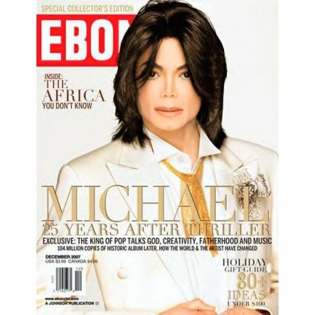 MJ EBONY MAGAZINE