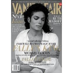 MJ VANITY FAIR 2009