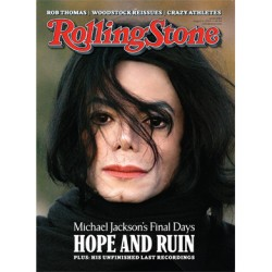 MJ ROLLING STONE ISSUE