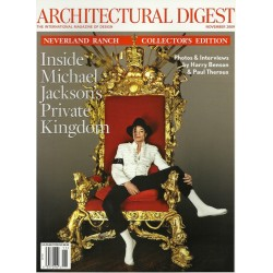 MJ ARCHITECTURAL DIGEST