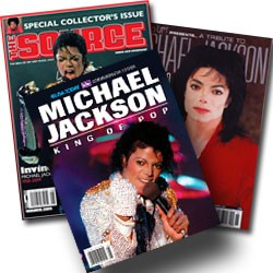 MJ MAGAZINES 3 SET