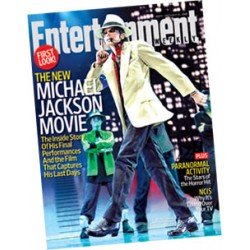 MJ ENTERTAINMENT WEEKLY THIS IS IT ED.