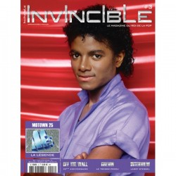 MJ INVINCIBLE MAGAZINE N.3