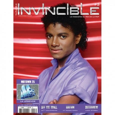 MJ INVINCIBLE MAGAZINE N.3