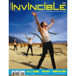 INVINCIBLE MAGAZINE N.4