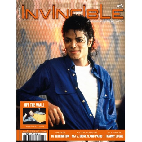 MJ INVINCIBLE MAGAZINE N.6