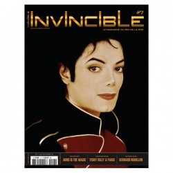 MJ INVINCIBLE MAGAZINE N.7