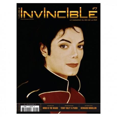 MJ INVINCIBLE MAGAZINE N.7