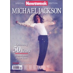 MJ NEWSWEEK SPECIAL EDITION 2016
