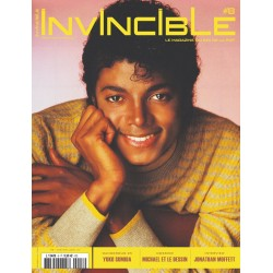 MJ INVINCIBLE MAGAZINE N.8