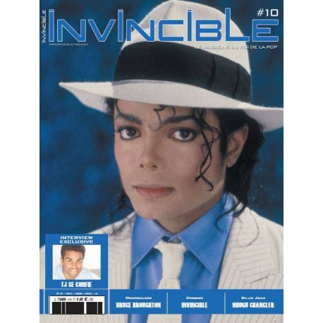 MJ INVINCIBLE MAGAZINE N.10