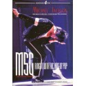 MJ MSG A NIGHT WITH THE KING OF POP