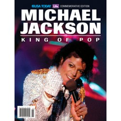 MJ USA TODAY COMMEMORATIVE EDITION