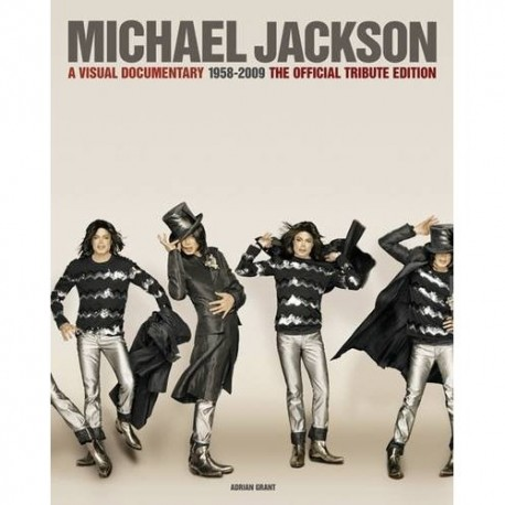 MJ VISUAL DOCUMENTARY TRIBUTE EDITION