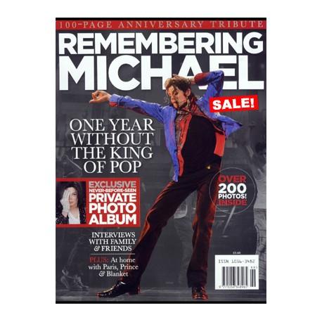 MJ REMEMBERING MICHAEL