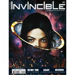MJ INVINCIBLE MAGAZINE N.1