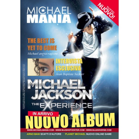 MICHAELMANIA MAGAZINE N.2
