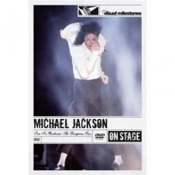 MJ LIVE IN BUCHAREST DVD