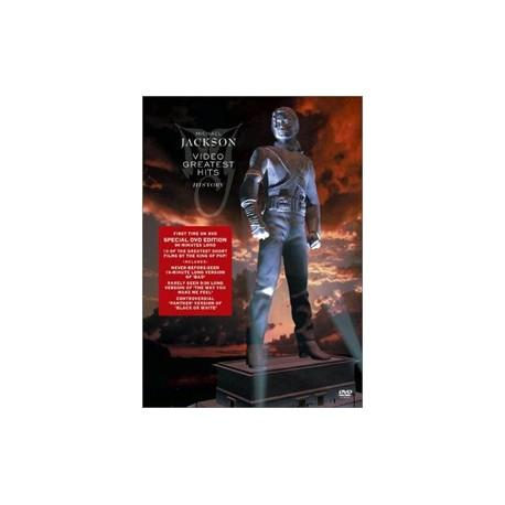 MJ HISTORY GREATEST HITS VOL I DVD